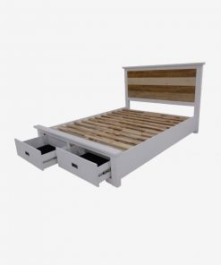 Dover Bed with storage