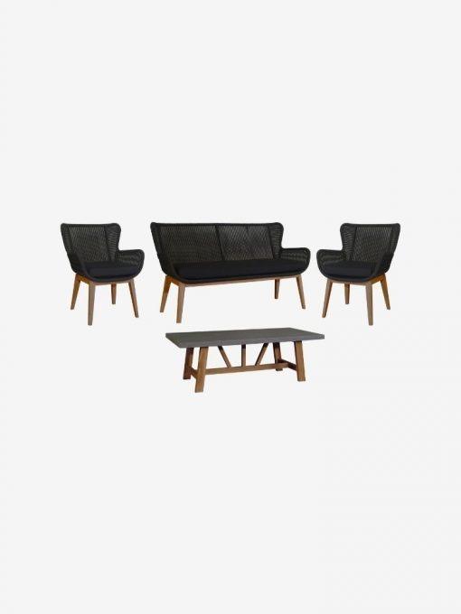 Marrakesh 4Pc Sofa Set