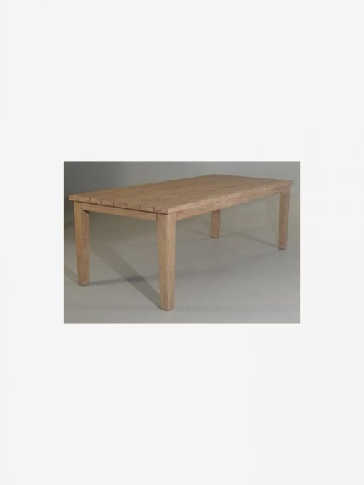 Marrakesh Rect Dining Table