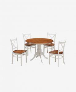 Hobart 5PC dining Set