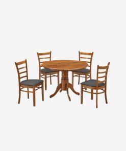 MACKAY DINING set 5PC