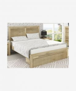 Massina Bed with storage